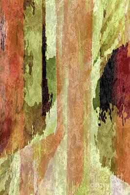 Painting - Marmalade Slide by Tlynn Brentnall