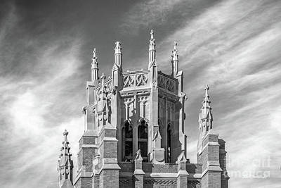 Marquette Wall Art - Photograph - Marquette University Marquette Hall by University Icons