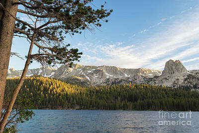 Marry Lake  Art Print