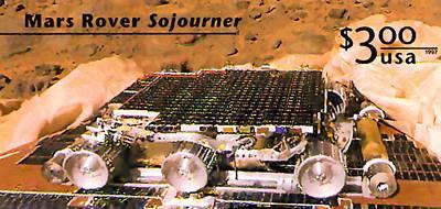 Carl Sagan Painting - Mars Pathfinder by Lanjee Chee