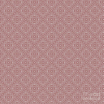 Digital Art - Marsala Spring Design by Clare Bambers