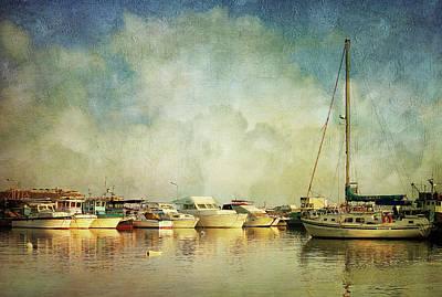 Marsaxlokk Photograph - Marsaxlokk by Ellen Van Deelen