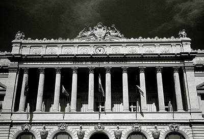 Photograph - Marseille Bourse by Shaun Higson