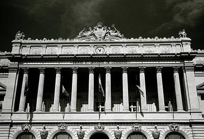 Photograph - Marseille Bourse by Shaun Higson