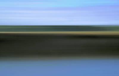 Photograph - Marsh Light 2 by Claudio Bacinello