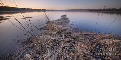 Sunrise Photograph - Marsh On Upper Herring Lake by Twenty Two North Photography