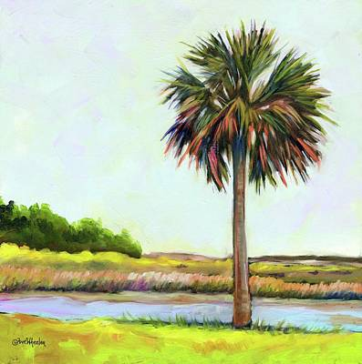 Marsh Palm Original