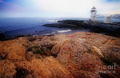 Photograph - Marshal Point Lighthouse by Scott Kemper