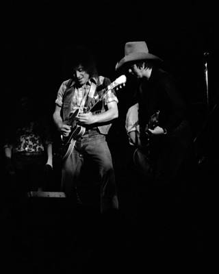Photograph - Marshall Tucker Winterland 1975 #28 With Elvin by Ben Upham