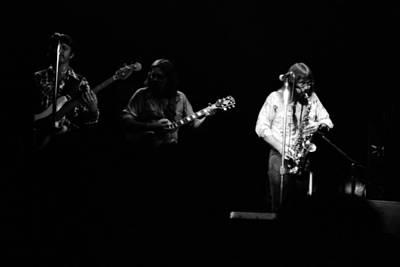 Photograph - Marshall Tucker Winterland 1975 #31 by Ben Upham