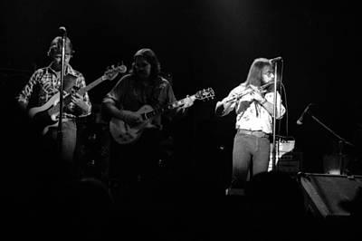 Photograph - Marshall Tucker Winterland 1975 #35 by Ben Upham