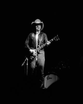 Photograph - Marshall Tucker Winterland 1975 #52 by Ben Upham