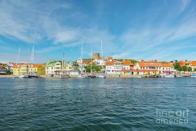 Photograph - Marstrand In Sweden by Antony McAulay