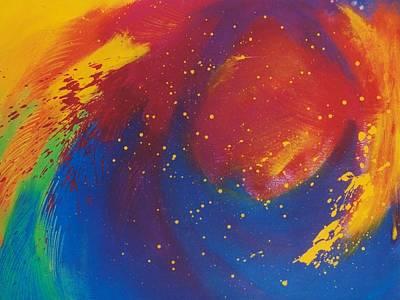 Marte Art Print by Carla Cerrato