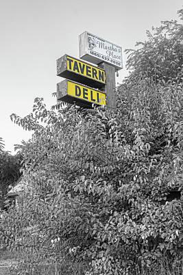 Photograph - Marthas Tavern And Deli by Sharon Popek