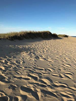 Photograph - Martha's Vineyard Beach by John Clark