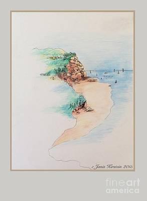 Martha's Vineyard Memories 2 Art Print