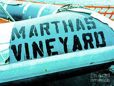 Photograph - Marthas Vineyard by Michelle Constantine