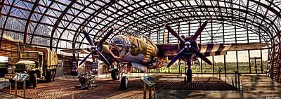 Photograph - Martin B-26 Marauder Front by Weston Westmoreland