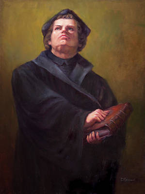 Martin Luther-here I Stand Original