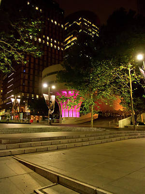 Photograph - Marting Place And Cta Club And Mlc Centre by Miroslava Jurcik