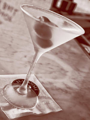 Martini Royalty-Free and Rights-Managed Images - Martini in the Afternoon by David Kay