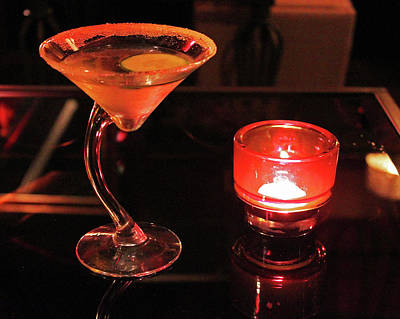 Martini Royalty-Free and Rights-Managed Images - Martini by Ira Marcus