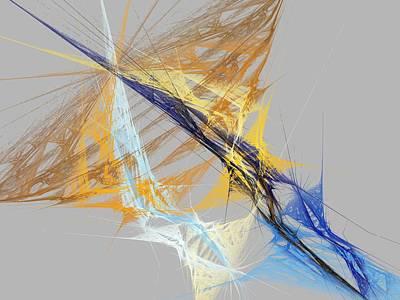 Digital Art - Martini by Mike Turner