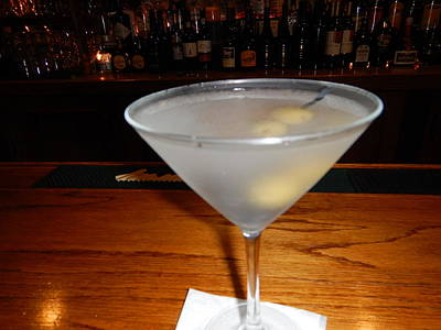 Martini Royalty-Free and Rights-Managed Images - Martini by Peter Scolney