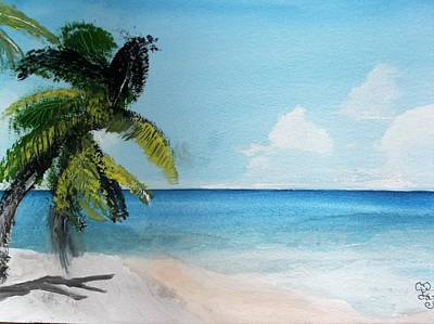 Painting - Martinique by Carole Robins
