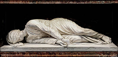 Photograph - Martyrdom Of Saint Cecilia By Maderno by Weston Westmoreland