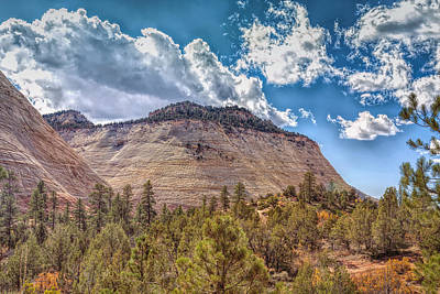 Photograph - Marvelous Mesas by John M Bailey