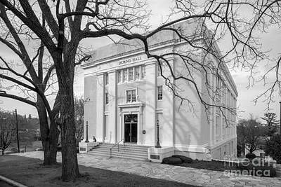 Special Occasion Photograph - Mary Baldwin University Deming Hall by University Icons