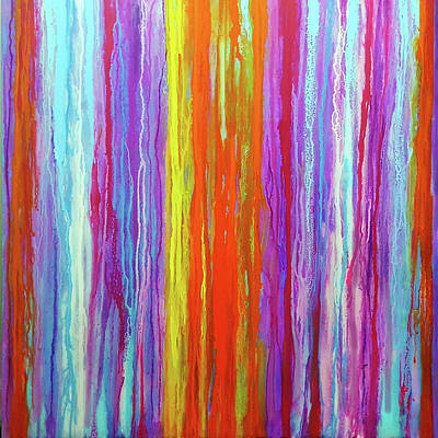Painting - Mary Janes Last Dance by Jane Biven
