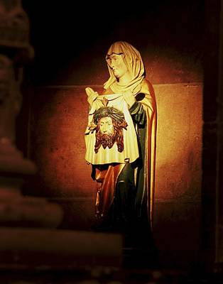 St Mary Magdalene Photograph - Mary Magdalene  by Chris Brewington Photography LLC
