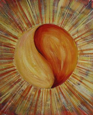 Painting - Mary Magdelane Essence by Tara Moorman