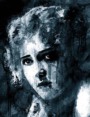 Digital Art - Mary Pickford by Gary Bodnar