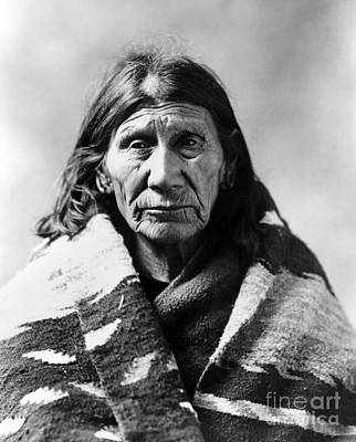 Mary Red Cloud, C1900 Art Print by Granger