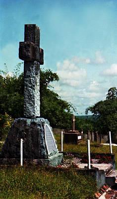 Photograph - Mary Slessor Tomb  by Muyiwa OSIFUYE