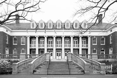 Special Occasion Photograph - University Of Mary Washington Lee Hall by University Icons