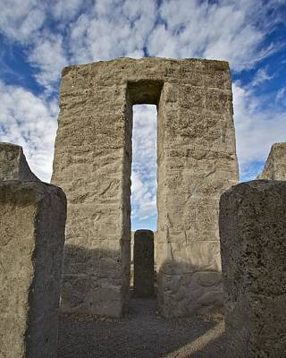 Photograph - Maryhill Stonehenge 10 by Todd Kreuter