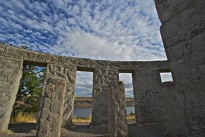 Photograph - Maryhill Stonehenge 11 by Todd Kreuter