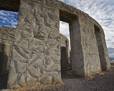 Photograph - Maryhill Stonehenge 2 by Todd Kreuter