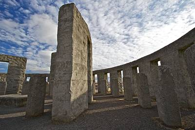 Photograph - Maryhill Stonehenge 4 by Todd Kreuter