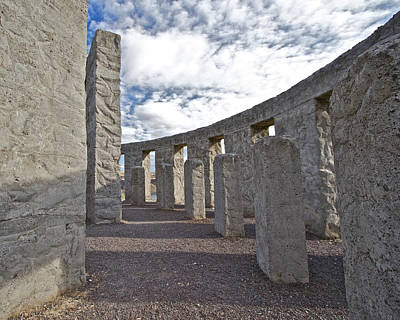 Photograph - Maryhill Stonehenge 5 by Todd Kreuter