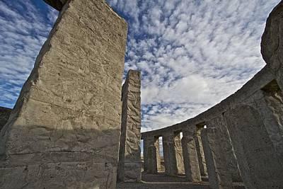 Photograph - Maryhill Stonehenge 6 by Todd Kreuter