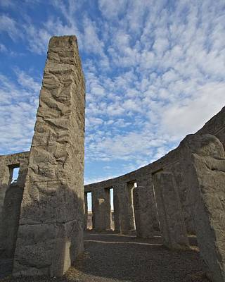 Photograph - Maryhill Stonehenge 7 by Todd Kreuter