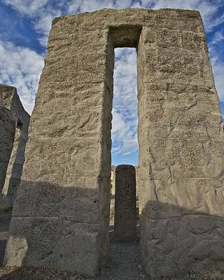 Photograph - Maryhill Stonehenge 9 by Todd Kreuter