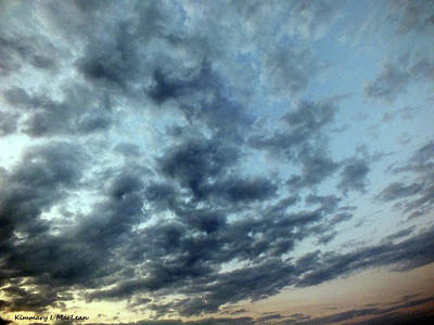 Photograph - Maryland Sky by Kimmary I MacLean