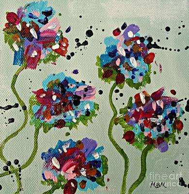 Mary's Garden No. 1 Art Print